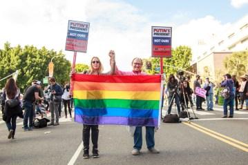 Women's March DTLA. 2017.