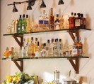 9 Where to use glass shelves