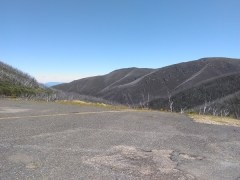View from Falls Creek
