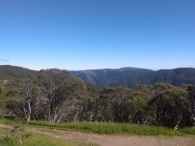 View from Mt Buller village