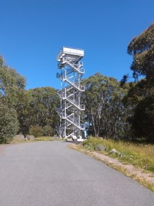 Mt Donna Buang Tower