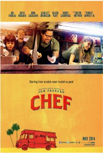 Movie Review – Chef – cooks up great entertainment!
