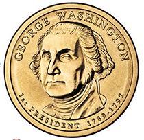 Washington Dollar Coin