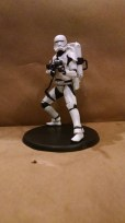 Now this here Flame Trooper is one rough hombre. Why go all hitech with laser blaster when good old fashioned fire can cover far more ground! But the little nipple nozzles do leave something to be desired.