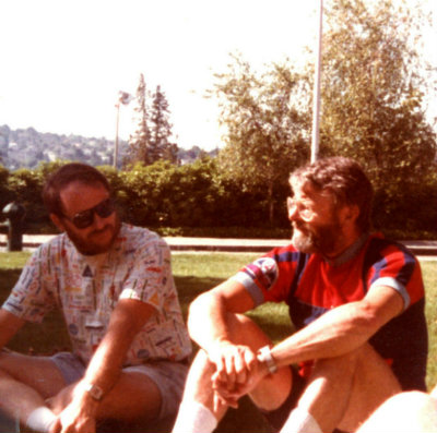 Bill-Frey-and-John-Forester-ECIs-at-GEAR-WEST-Seattle-WA-1983