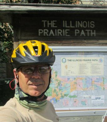 Jim-Schmid-next-to-sign-Illinois-Prairie-Path-Main-Stem-2015-0-8-21-23