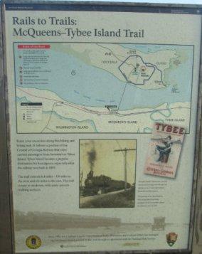 Map of-McQueens-Tybee-Island-Rail-Trail-GA-02-20-2016