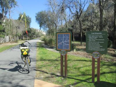 Jim-Schmid's-Bacchetta-Giro-recumbent-on-Depot-Ave-Rail-Trail-Gainesville-FL-02-18-2016
