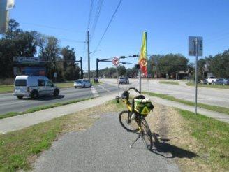 Jim-Schmid's-Bacchetta-Giro-recumbent-at-west-end-of-Kermit-Sigmon-Trail-Gainesville-FL-02-18-2016