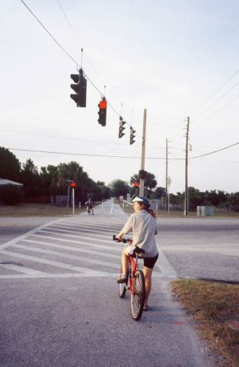 Sandra-Schmid-bicycling-on-Pinellas-Rail-Trail-FL-2007