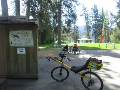 Jim-Schmid's-Bacchetta-Giro-recumbent-East-end-of-Centennial-Trail-Coeur-d'alene-ID-5-11-2016
