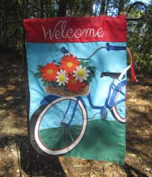 Welcome-sign-on-Doodle-Trail-Pickens-SC-10-24-2016