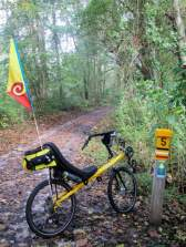 Jim-Schmid's-Bacchetta-Giro-recumbent-at-MP-5-Torrey-C-Brown-Rail-Trail-MD-10-4-2016