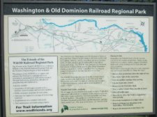 Map-sign-W&OD-Rail-Trail-VA-2015-10-6&7