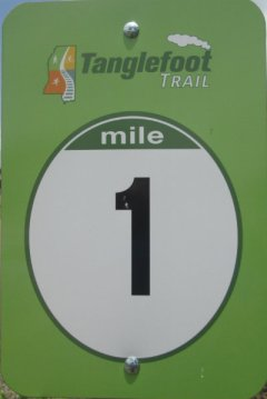 Mile-1-sign-Tanglefoot-Trail-MS-2015-06-13