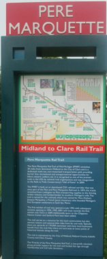 Map-and-rules-sign-Pere-Marquette-MI-2015-09-06