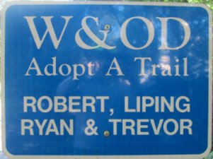 Adopt-a-trail-sign-W&OD-Rail-Trail-VA-2015-10-6&7