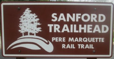 Sanford-trailhead-sign-Pere-Marquette-MI-2015-09-06