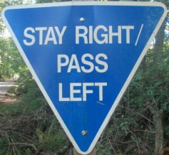 Stay-right-pass-left-sign-W&OD-Rail-Trail-VA-2015-10-6&7