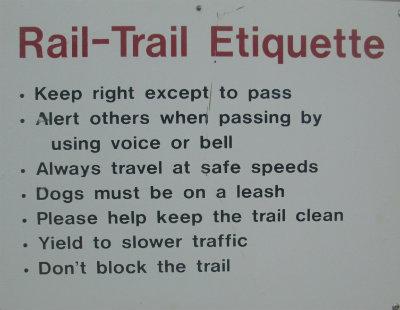 Rail-Trail-etiquette-sign-Pere-Marquette-MI-2015-09-06