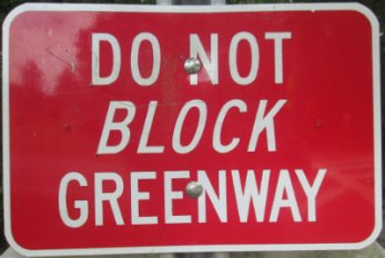 Do_not_block_greenway_sign_Greensboro_NC_RT_System_2015_07_06