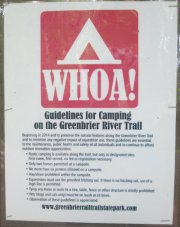 Guidelines_for_camping_sign_Greenbrier-River-Trail-WV-06_21-24-2015