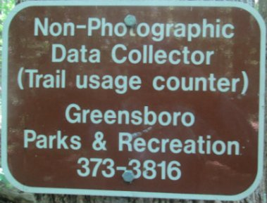 Non-Photographic_data_collector_trail_usuage_counter_sign_Greensboro_NC_RT_System_2015_07_06