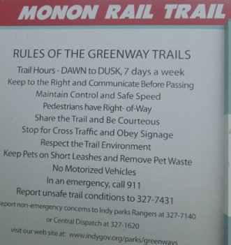 Rules-of-greenway-trails-sign-Monon-Trail-IL-2015-08-23
