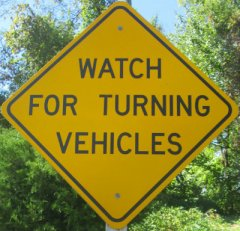 Watch-for-turning-vehicles-sign-W&OD-Rail-Trail-VA-2015-10-6&7