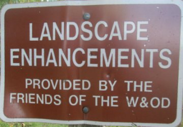 Landscape-enhancements-sign-W&OD-Rail-Trail-VA-2015-10-6&7