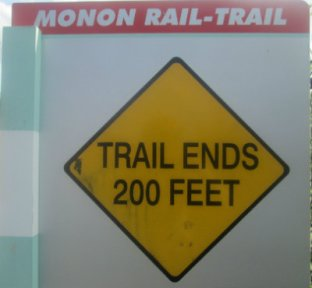 Trail-ends-200-feet-sign-Monon-Trail-IL-2015-08-23