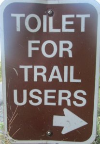Toilet-for-trail-users-sign-W&OD-Rail-Trail-VA-2015-10-6&7