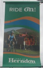 Ride-on-Herndon-sign-W&OD-Rail-Trail-VA-2015-10-6&7