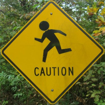 Caution-children-sign-W&OD-Rail-Trail-VA-2015-10-6&7