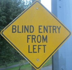 Blind-entry-from-left-sign-W&OD-Rail-Trail-VA-2015-10-6&7
