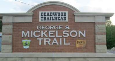 Trailhead-sign-Mickelson-Trail-SD-5-28-to-6-1-2016