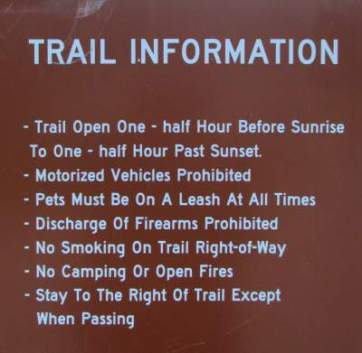 Info-sign-Mickelson-Trail-SD-5-28-to-6-1-2016