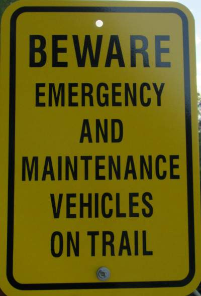 Emergency-vehicles-sign-Mickelson-Trail-SD-5-28-to-6-1-2016