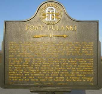 Fort-Pulaski-interp-sign-McQueens-Tybee-Island-Rail-Trail-GA-02-20-2016
