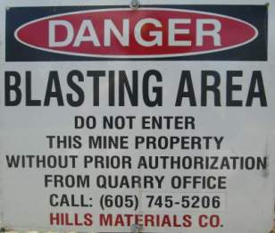 Blasting-area-sign-Mickelson-Trail-SD-5-28-to-6-1-2016
