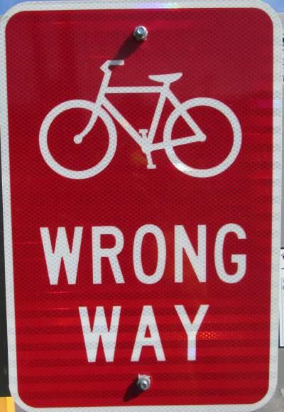 Wrong-way-sign-Centennial-Trail-Coeur-d'Alene-ID-4-28-2016