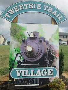 Village-sign-Tweetsie-Trail-TN-8-3-2016