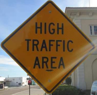High-traffic-water-sign-Pinellas-Rail-Trail-FL-1-25-2016