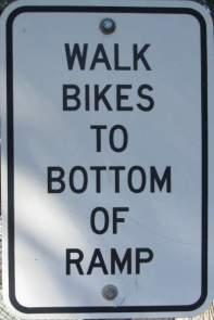Walk-bikes-sign-Centennial-Trail-Coeur-d'Alene-ID-4-28-2016