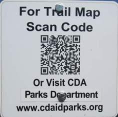 QR-Code-sign-Centennial-Trail-Coeur-d'Alene-ID-4-28-2016