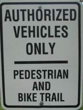 Authorized-vehicles-only-sign-Mickelson-Trail-SD-5-28-to-6-1-2016