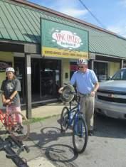 Sandra-Schmid-and-David-Ward-Blk-Mtn-NC-ride-7-30-2016