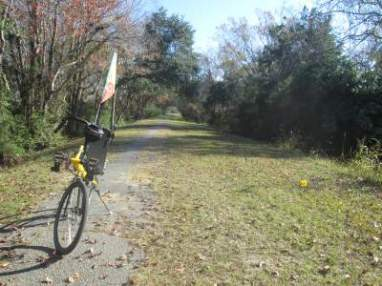 Jim-Schmid's-Bacchetta-Giro-recumbent-West-Ashley-Bikeway-Charleston-SC-12-25-2016
