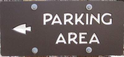 Parking-sign-Lake-James-State-Park-mtn-bike-trail-NC-2-6-2017