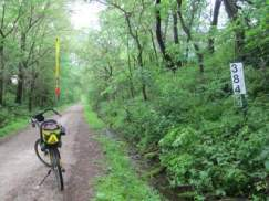 Jim-Schmid's-Bacchetta-Giro-recumbent-MP-384-Wabash-Trail-IA-5-17-17